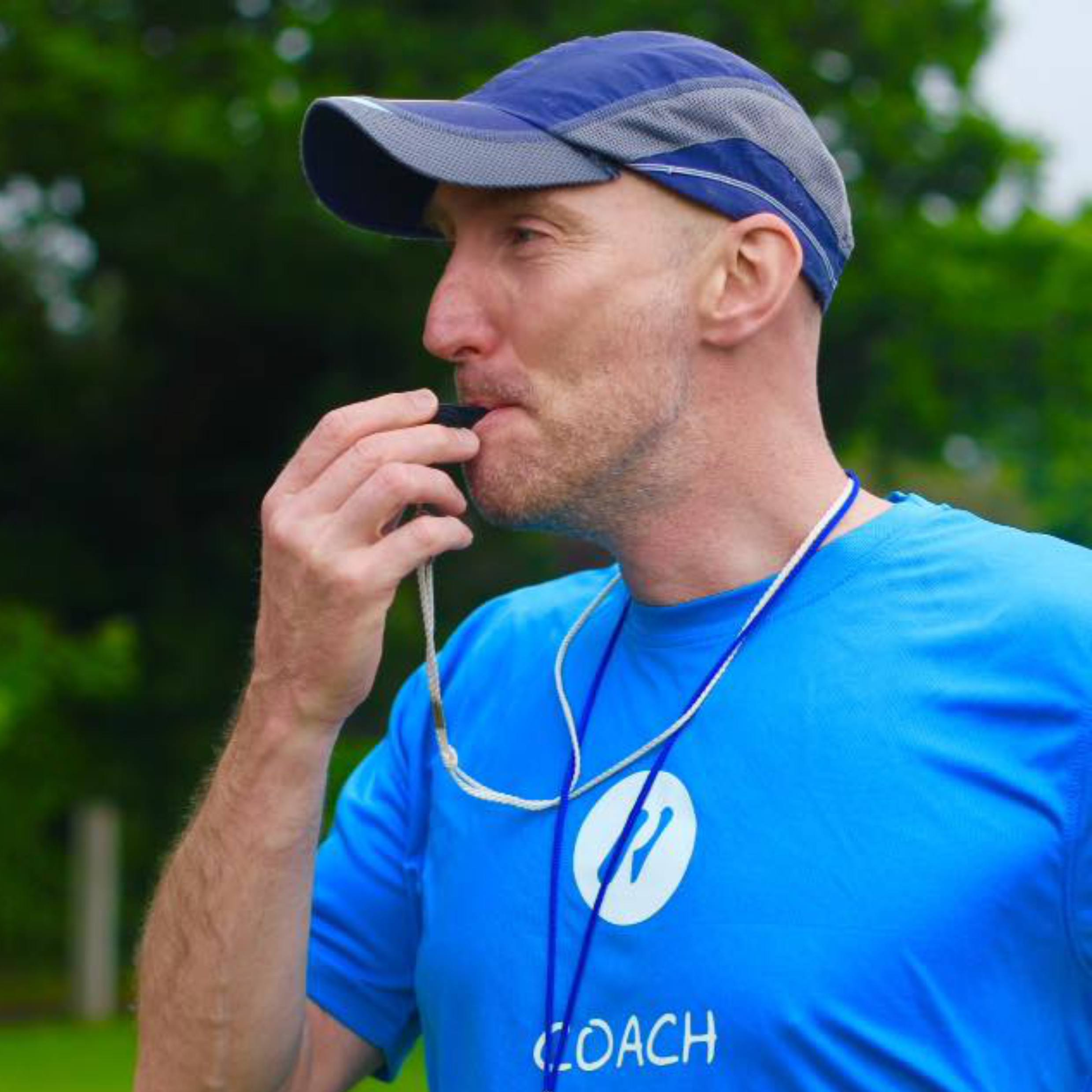 Coach D founder of Running Directions