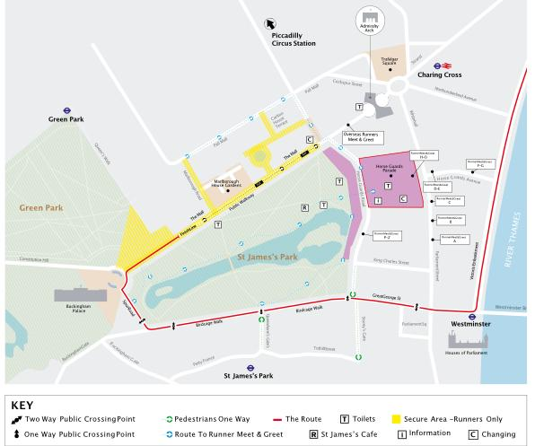 Virgin-Money-London-Marathon-Finish-Map