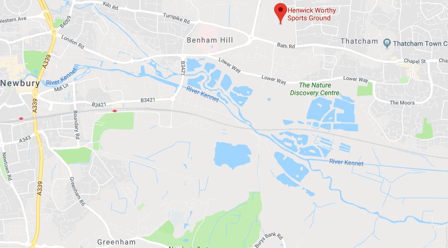 Henwick Worthy Sports Grounds