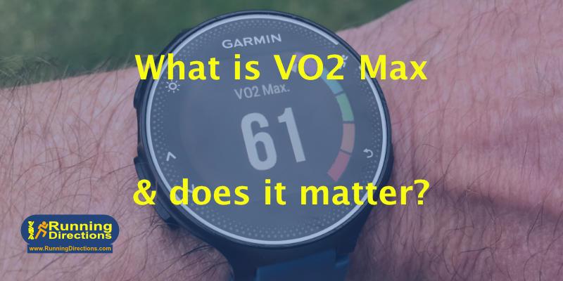 VO2 Max Garmin